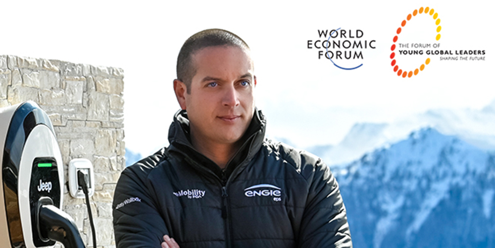 Carlalberto Guglielminotti unico italiano nominato Young Global Leader dal World Economic Forum